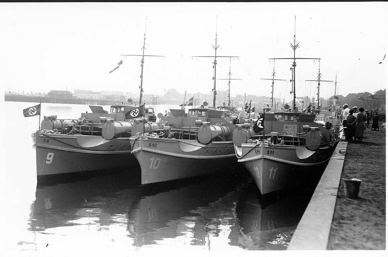 Schnellboote Série S7-S13 de la Reichsmarine 1:250 S9-10-11vorlich7kjmy