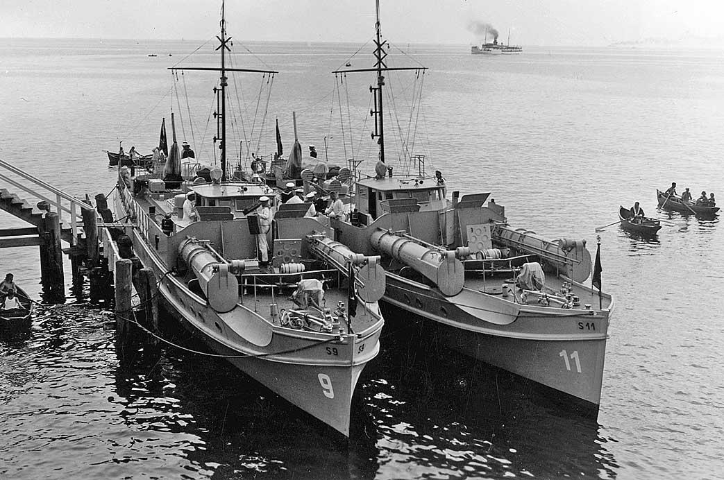 Schnellboote Série S7-S13 de la Reichsmarine 1:250 S9-11back4ujrv