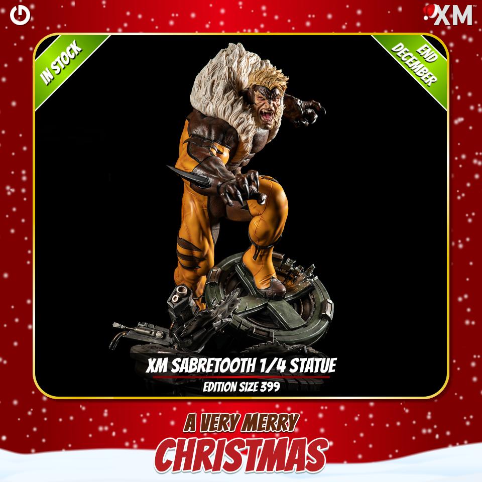 XM Studios: Christmas 2020 Sabretooth6aj03