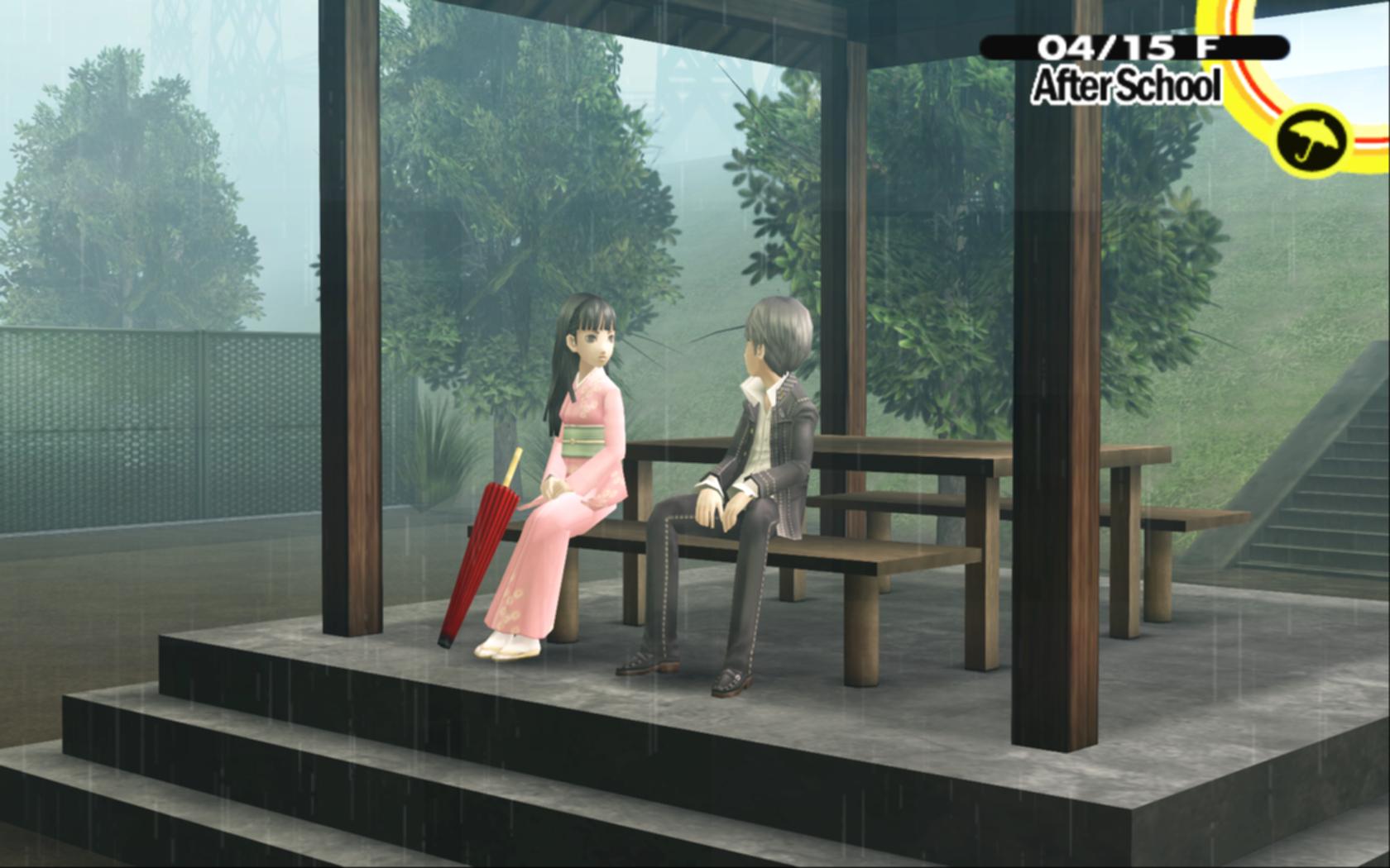 Persona 4 pcsx2 Patch