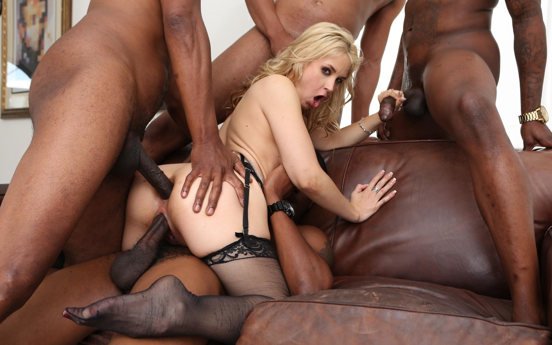 Free interracial dp video 3
