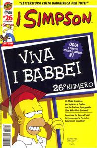I Simpson 026 - Macchia Nera 2000-06)