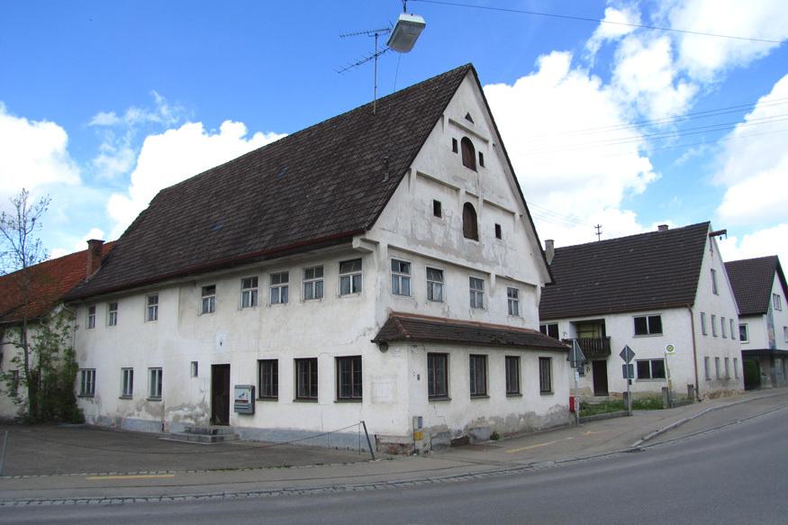 fachwerk in bayerisch schwaben galerie by schwaben architectura pro homine. Black Bedroom Furniture Sets. Home Design Ideas