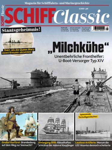 Cover: Schiff Classic Magazin No 05 2021