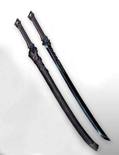 Meisterwaffen Schwertfremelyaajow