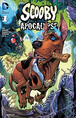 scoobyapocalypse00cover