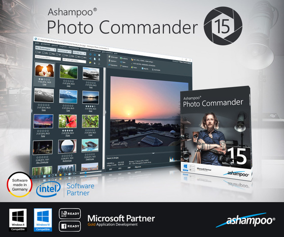 : Ashampoo -Photo Commander v15.0.2
