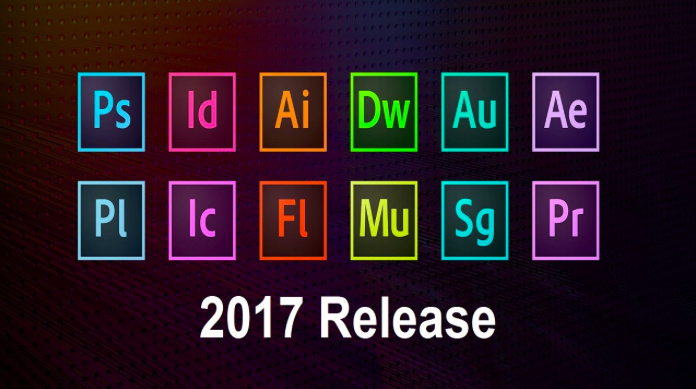 Adobe Creative Cloud‎ Master Collection Windows (2017)