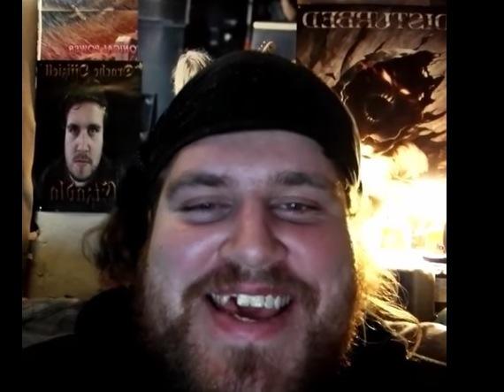 Drachenlord Zahn