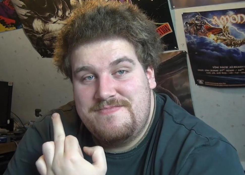 #youtubegrind - Teamspeak Drachenlord Rainer ist der Boss