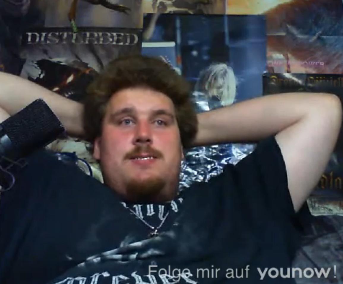 #youtubegrind - Drachenlord Stream auf Younow am 29.08