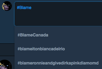 twitter is now suppressing the blamesony hashtag it won t auto complete anymore - fortnite crossplay icons