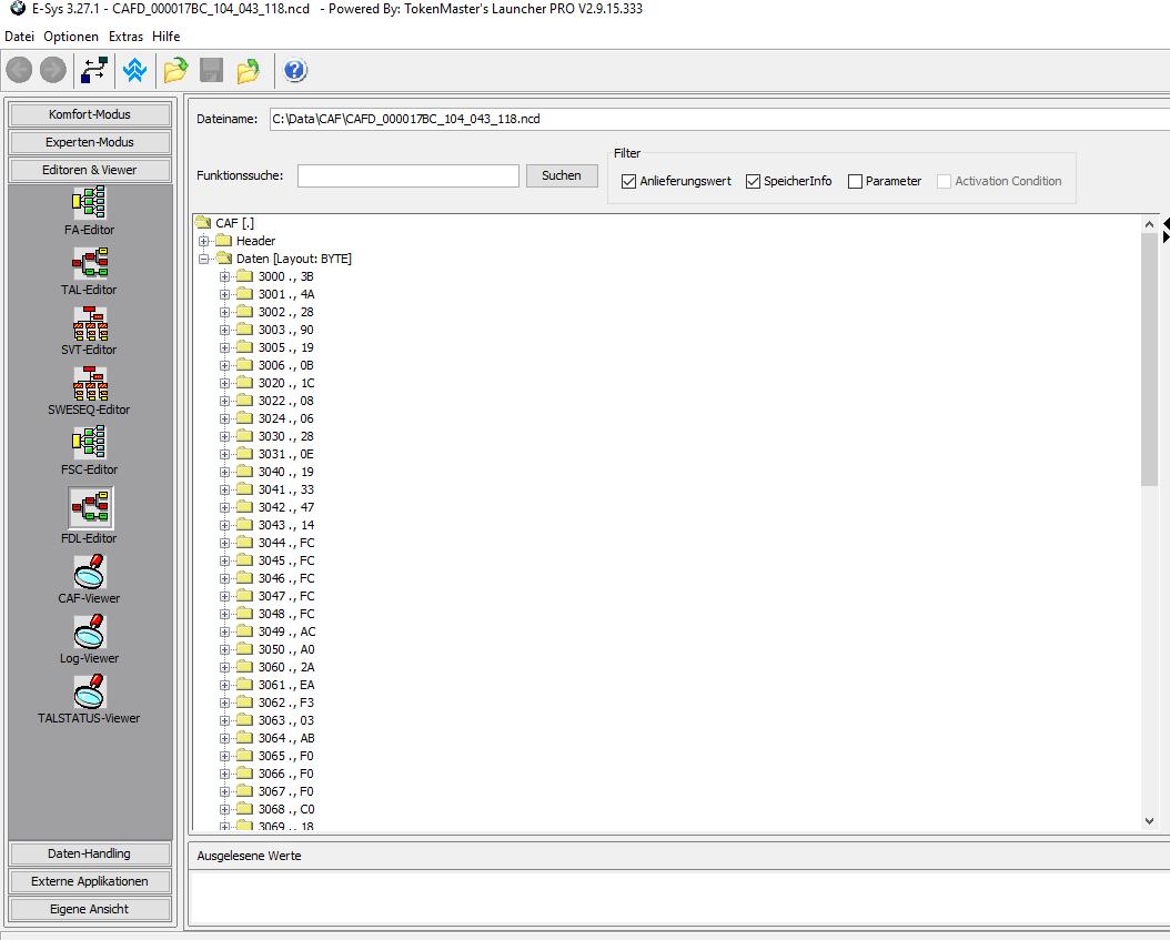 Fxx-/Ixx-/Gxx-series PSdZData FULL Requests (Programming