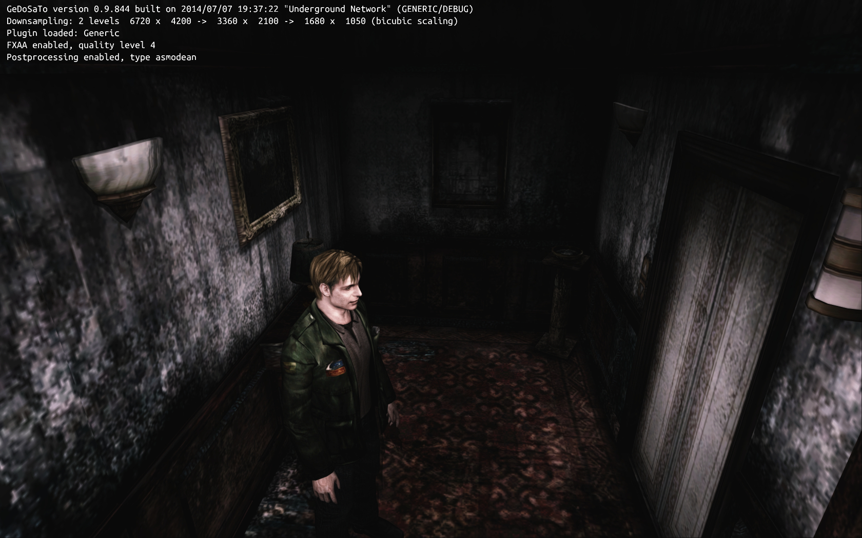 The Silent Hill 2, 3 & 4 PC thread - A guide to a better HD