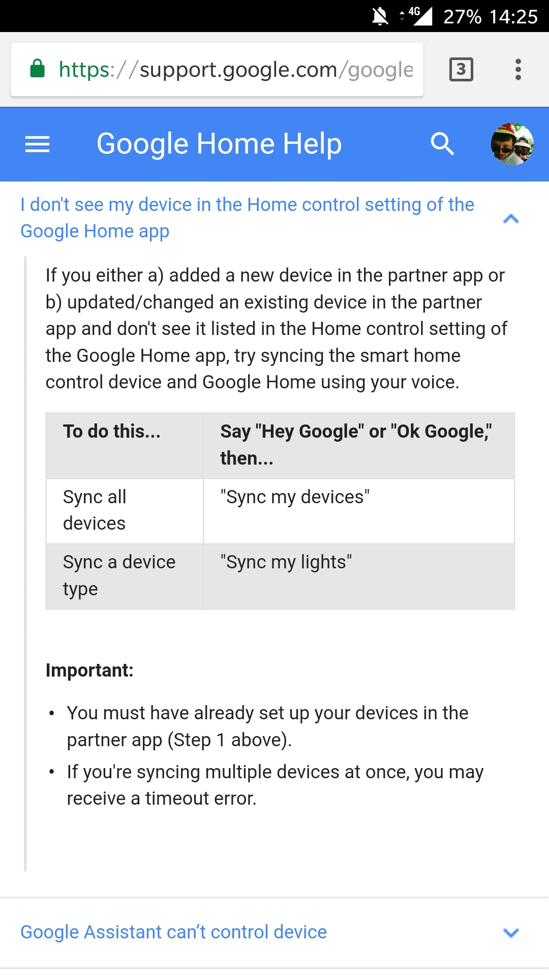 Controlicz - Domoticz to Google Home/Assistant integration
