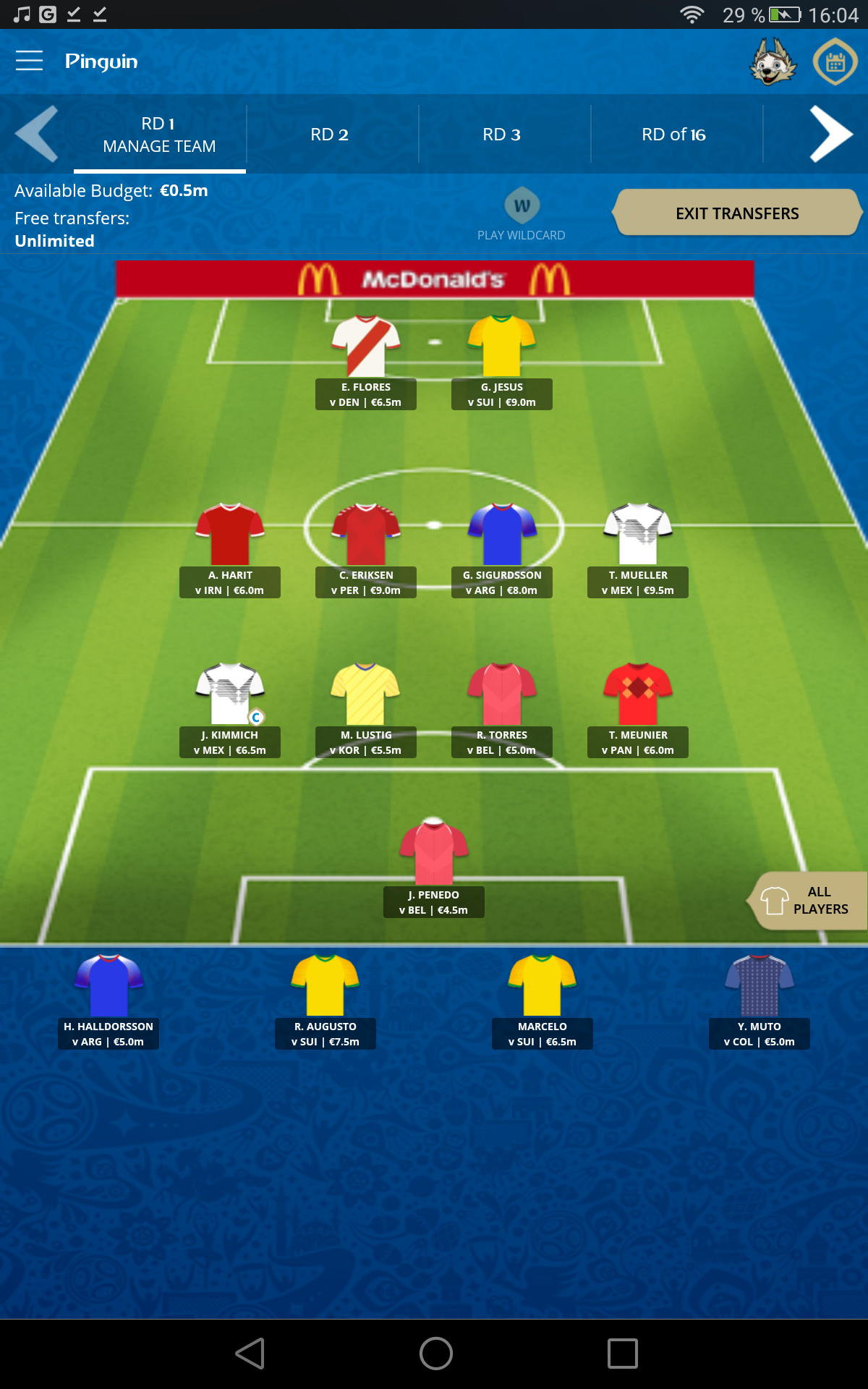 2ecce6fe4 Fantasy MS - Staň se nejlepším manažerem EuroFotbalu - EuroFotbal.cz