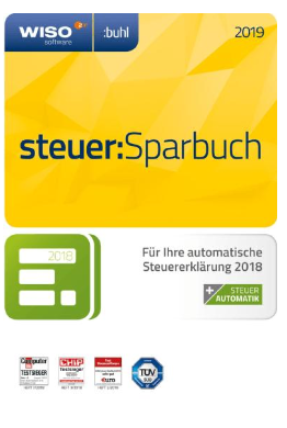 Wiso Steuer Sparbuch 2019 v9.02 Build 1670 Mac
