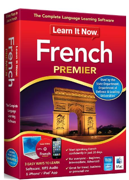 Avanquest Learn It Now French Prer v1.0.82