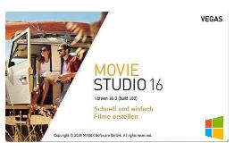 Magix Vegas Movie Studio Platinum v16.0.0.109