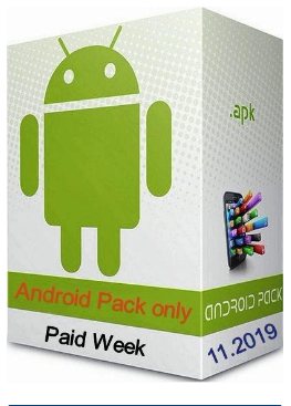 Android Pack Apps only Paid Week 11.2019