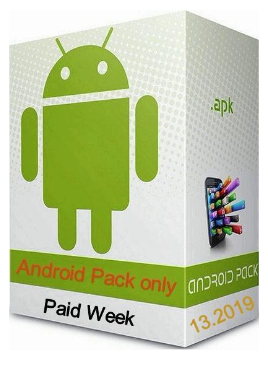 Android Pack Apps only Paid Week 13.2019