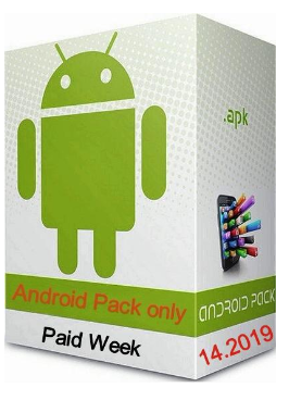 Android Pack Apps only Paid Week 14 2019