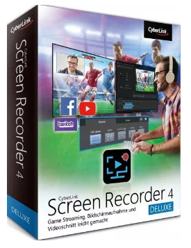 CyberLink Screen Recorder Deluxe v4.2.0.75