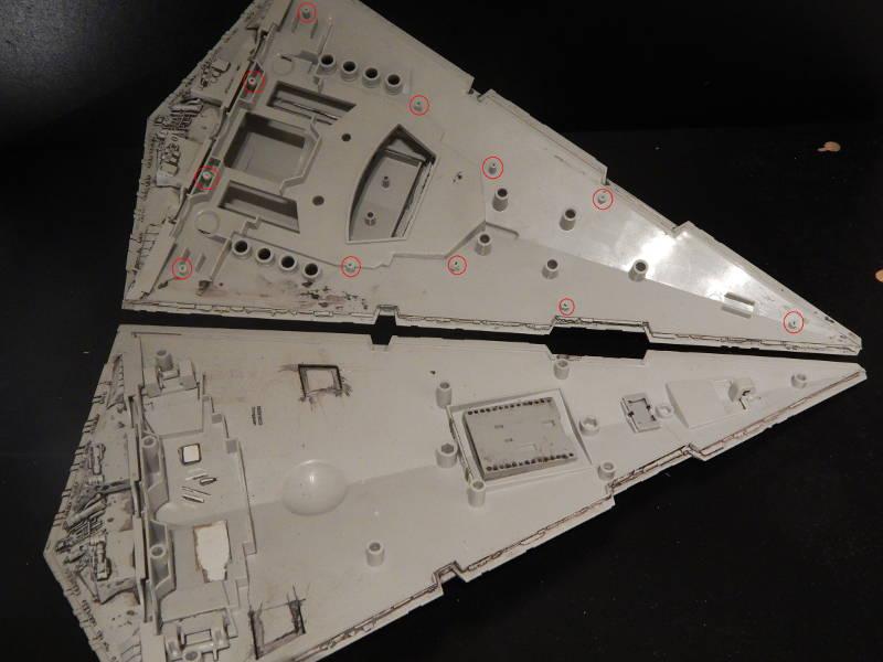Star Wars Imperial Star Destroyer - Rogue One Sd-28rwspg