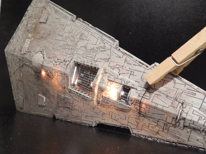 Star Wars Imperial Star Destroyer - Rogue One Sd-30z4s0n
