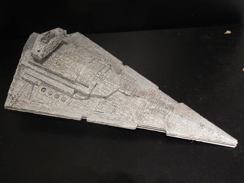 Star Wars Imperial Star Destroyer - Rogue One Sd-33x2s1w