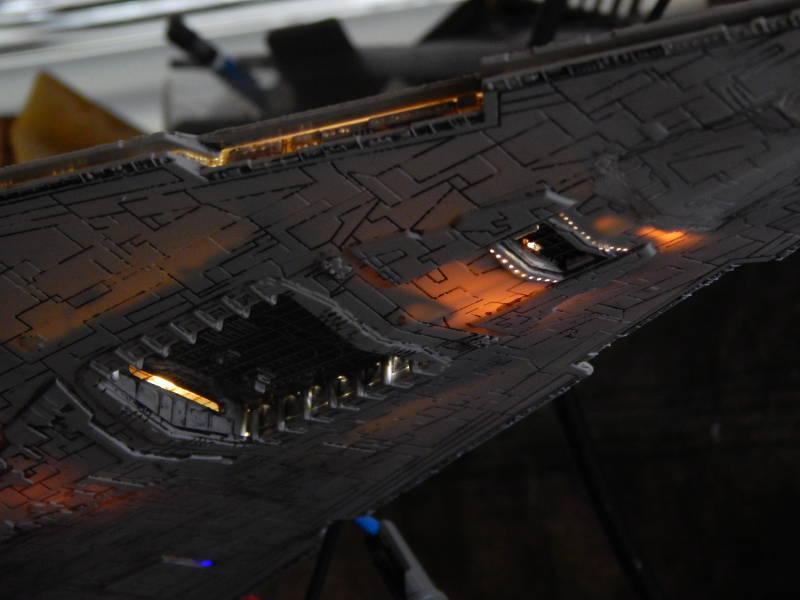 Star Wars Imperial Star Destroyer - Rogue One Sd-434lrav