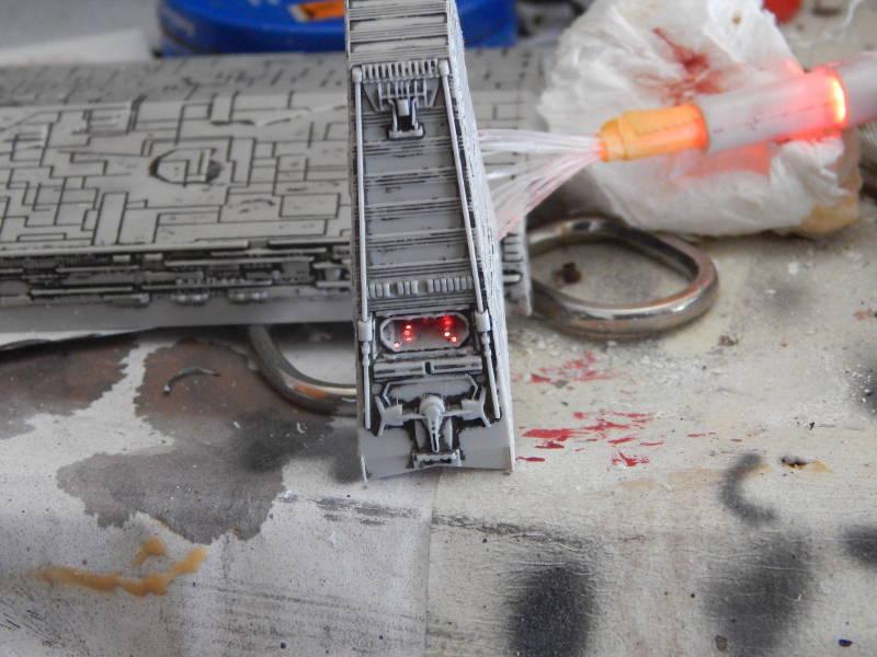 Star Wars Imperial Star Destroyer - Rogue One Sd-45egqme