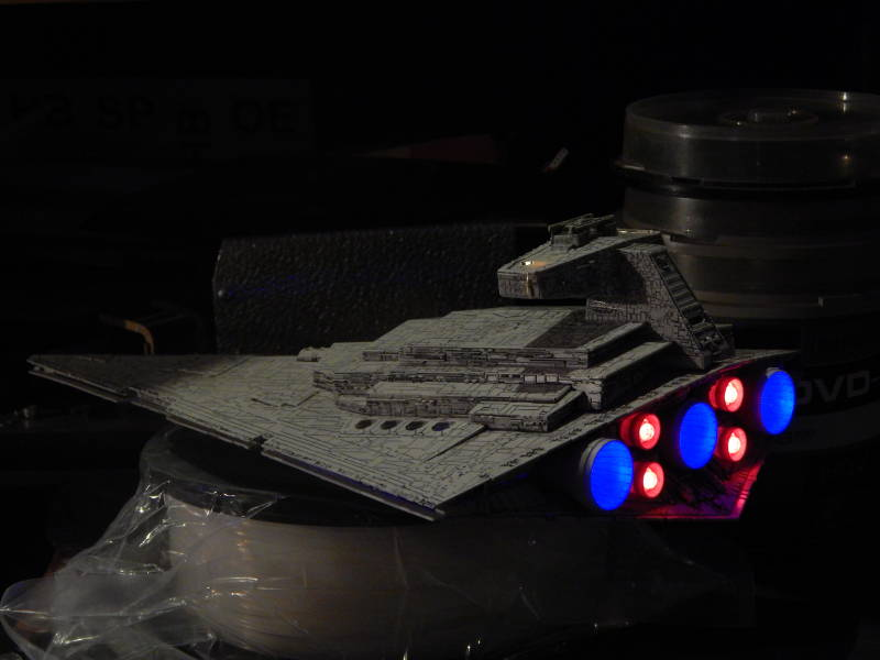 Star Wars Imperial Star Destroyer - Rogue One Sd-4772zfi