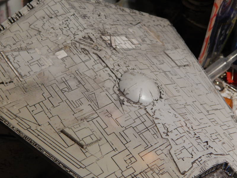Star Wars Imperial Star Destroyer - Rogue One Sd-49unjrt