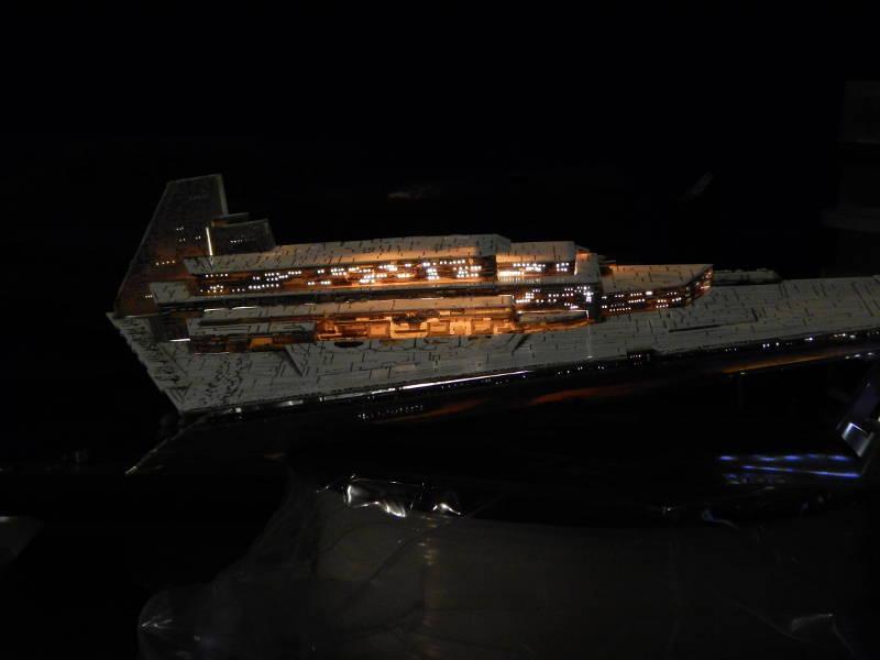 Star Wars Imperial Star Destroyer - Rogue One Sd-52ewjfj