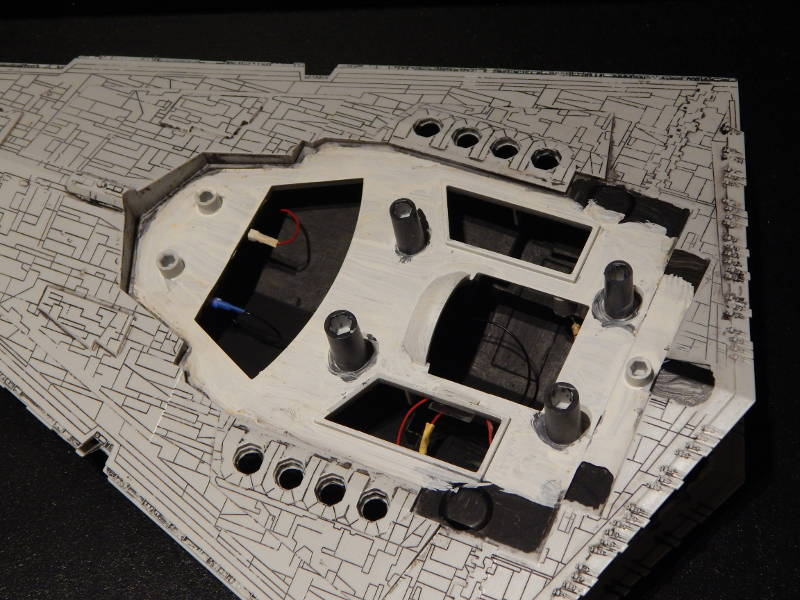 Star Wars Imperial Star Destroyer - Rogue One Sd-5660zqy