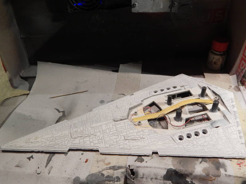 Star Wars Imperial Star Destroyer - Rogue One Sd-6168sxs