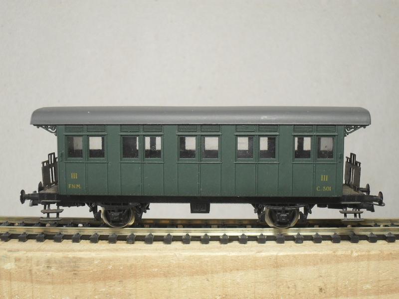 Personenwagen III. Klasse F.N.M.  Sdc129965qsp5