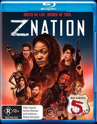 Z Nation - Stagione 5 (2019) (Completa) BDMux ITA ENG AC3 Avi