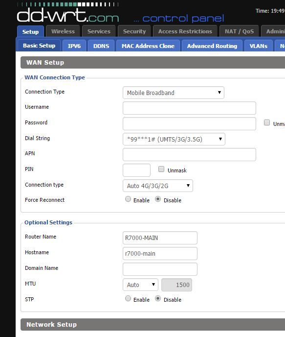 DD-WRT Forum :: View topic - Mobile Router - Linksys E4200