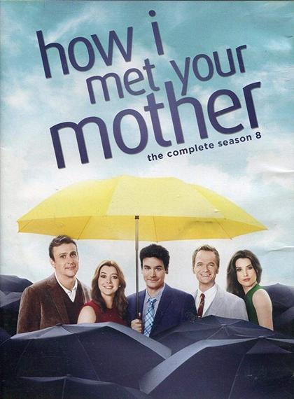 How I Met Your Mother 2012 Sezon 8 1080p DuaL (TR-EN)