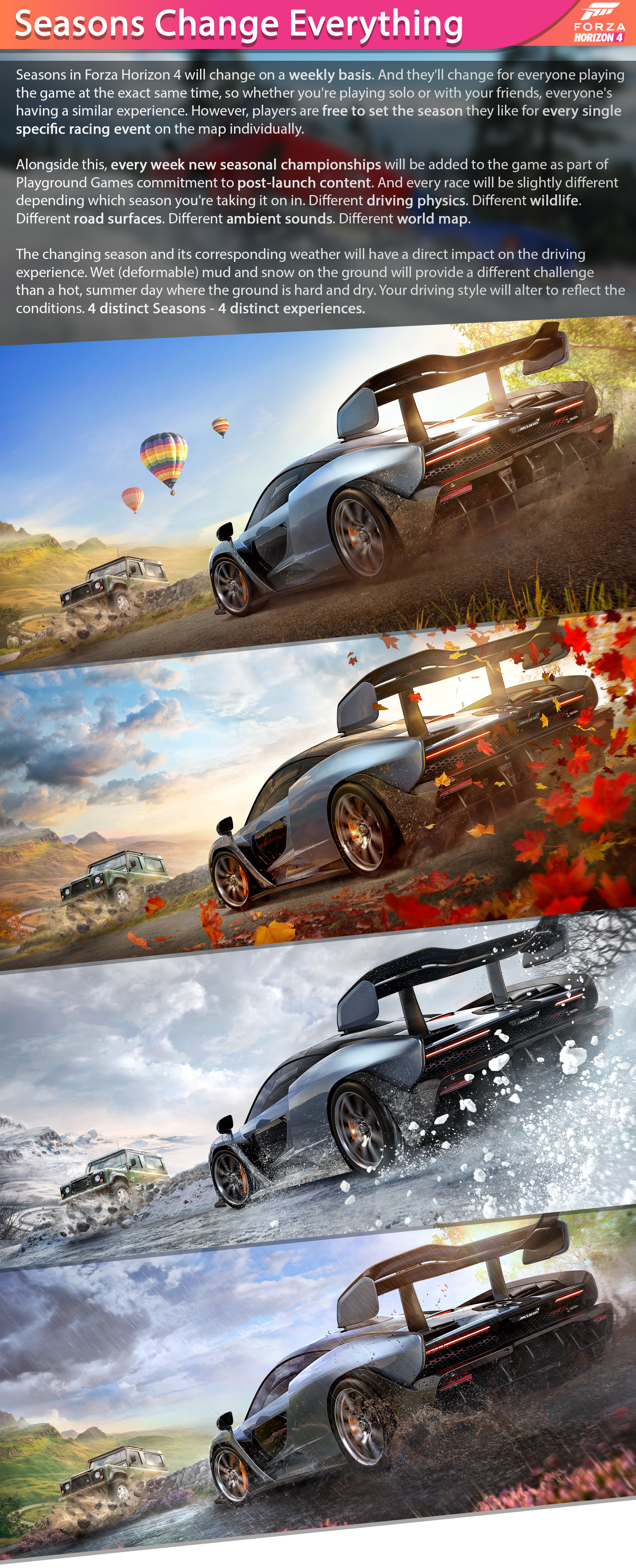 Forza Horizon 4 |OT| Seasoned to Perfection | ResetEra