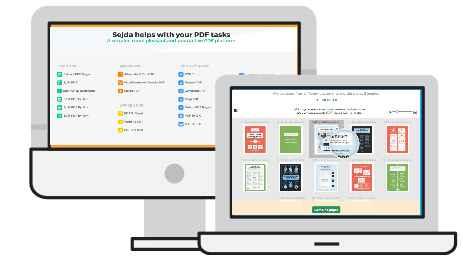 Sejda PDF Desktop İndir – Pdf Düzenleme