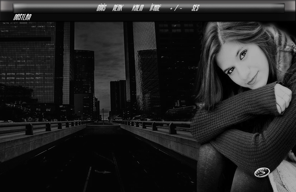 Sensiz Şehir Bayan Tema