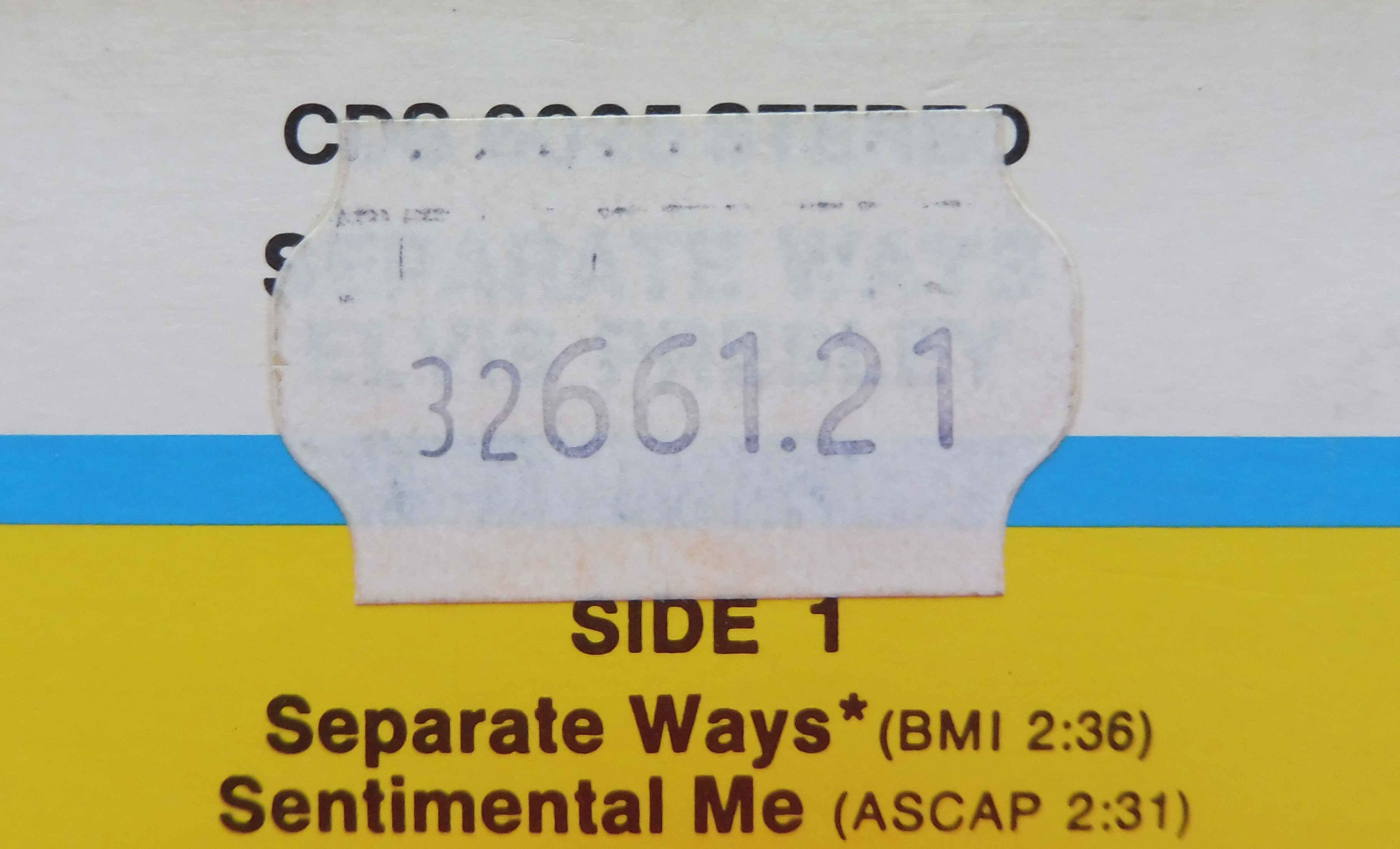 SEPARATE WAYS Separatewayscds73rcksljii3