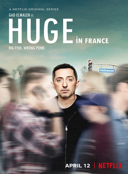 Huge in France 2019 Sezon 1 1080p AC3 DuaL (TR-EN)