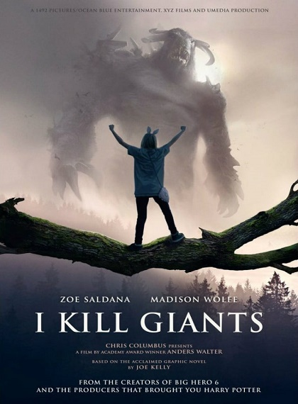 I Kill Giants - 2017 - DTS - Tek Link indir
