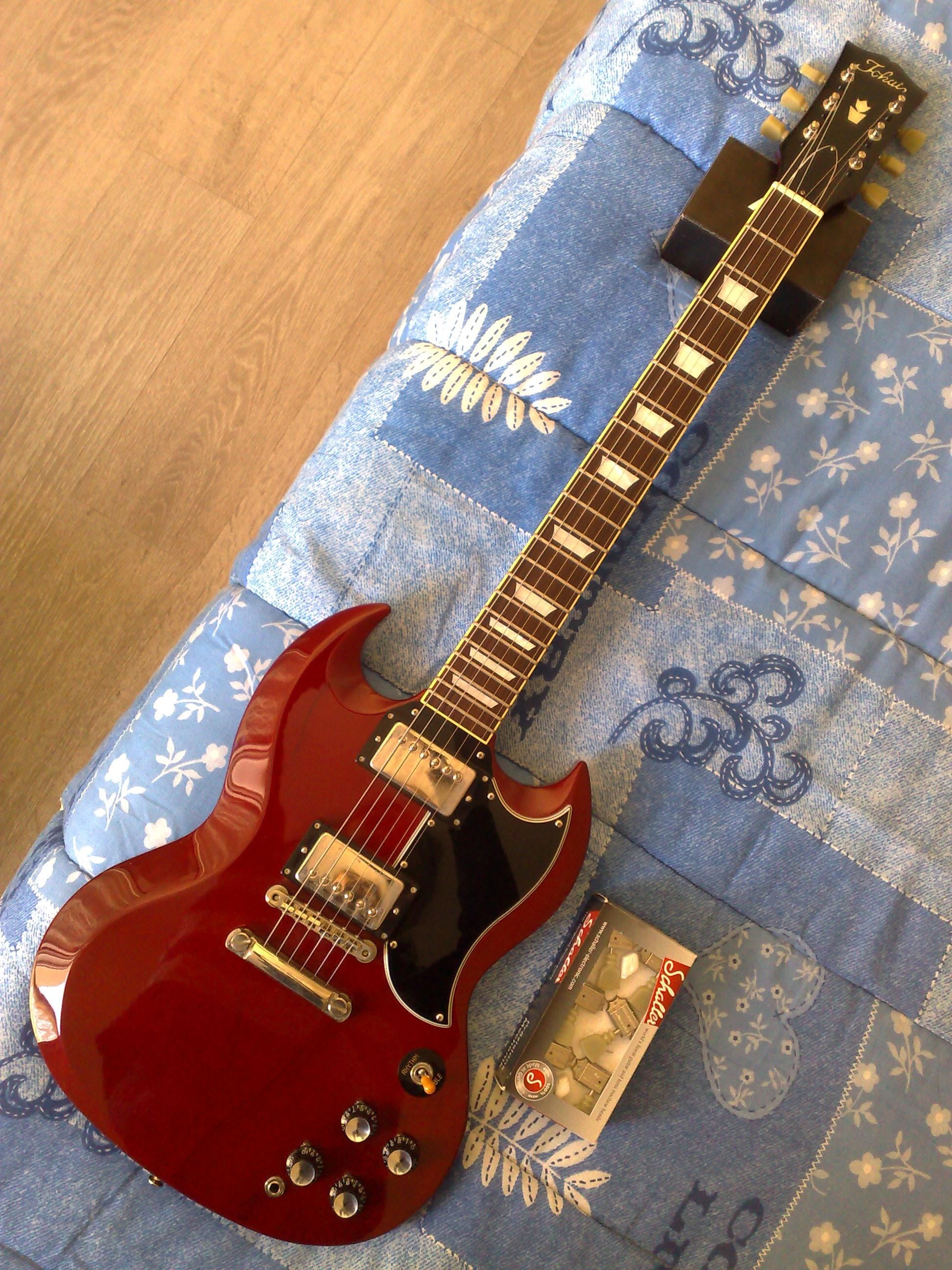 Upoznavanje yamaha gitara serijskim brojevima