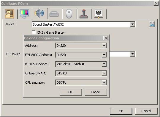 PCem] Windows 98-Emulator (v15)