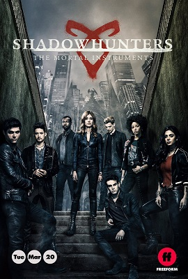 Shadowhunters - Stagione 3 (2018) (1/20) DLMux ITA ENG MP3 Avi